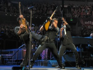 Springsteen in Sydney