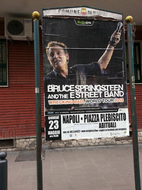 Springsteen Naples