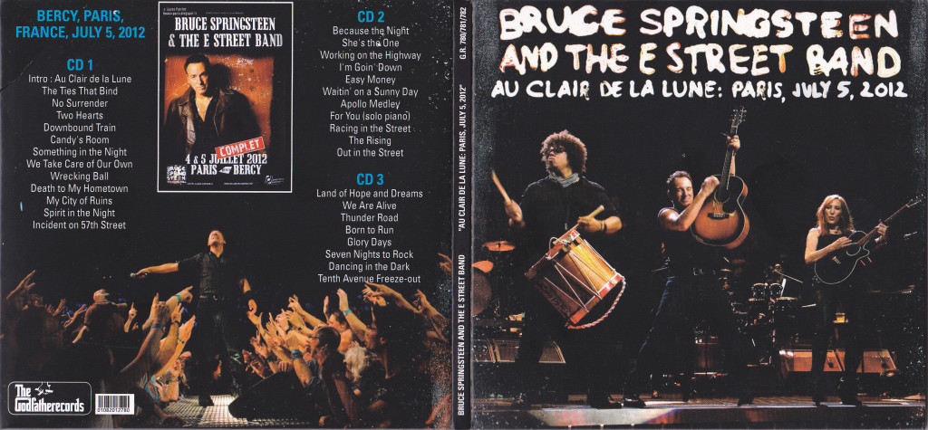 Springsteen Godfather Records