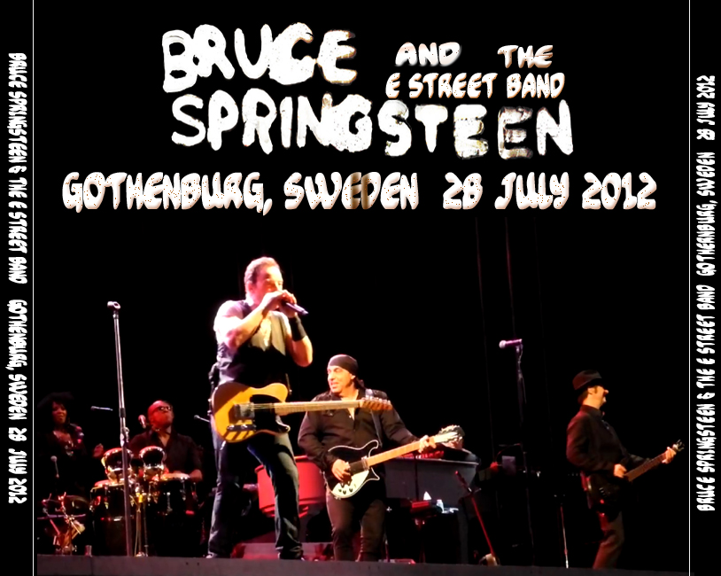 Springsteen Second Night in Gothenburg