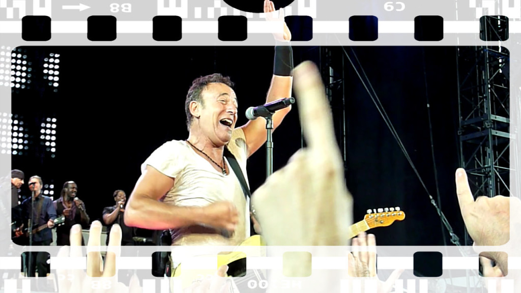 Bruce Springsteen in Prague