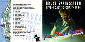 Springsteen at arz Bars'n' Guitars