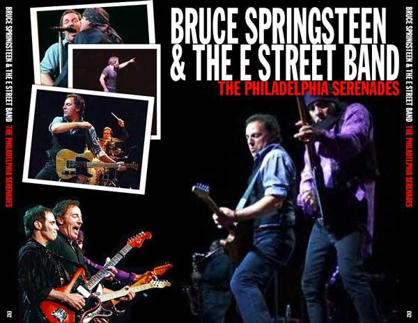 Springsteen Philadelphia Serenades