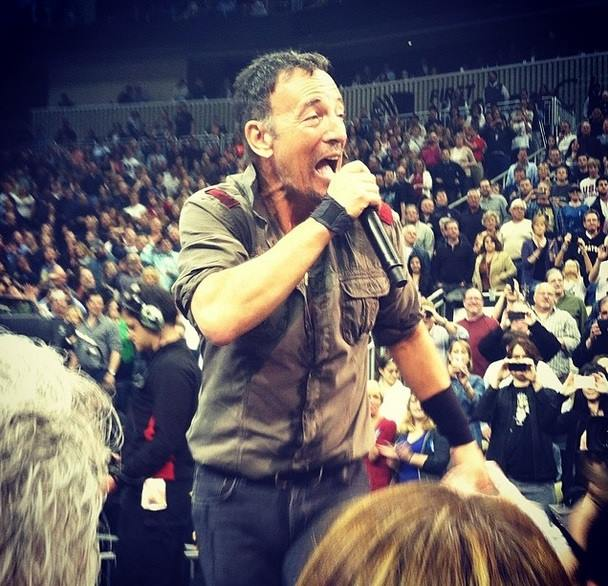 springsteen pittsburgh