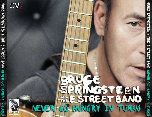 springsteen turku bootleg