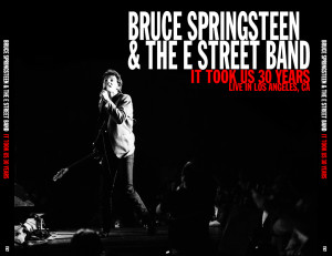 Springsteen It Took Us 30 Years