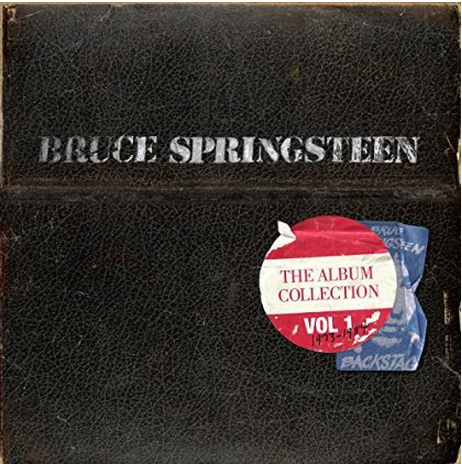 springsteen the album collection