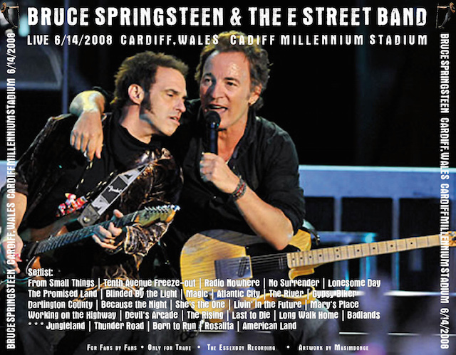 springsteen in cardiff