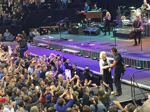 Bruce Springsteen Setlist in St Paul