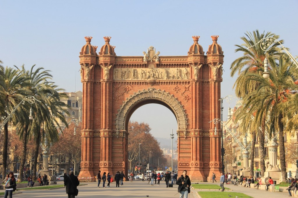 barcelona first night setlist